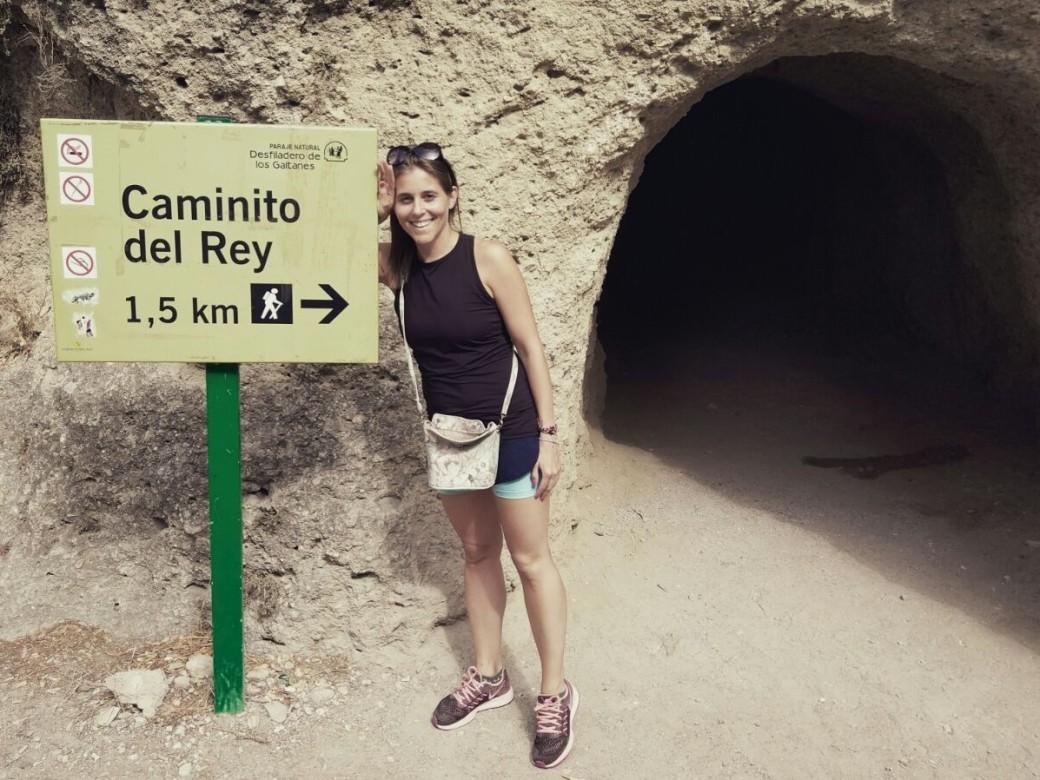 Caminito del Rey path in Spain15