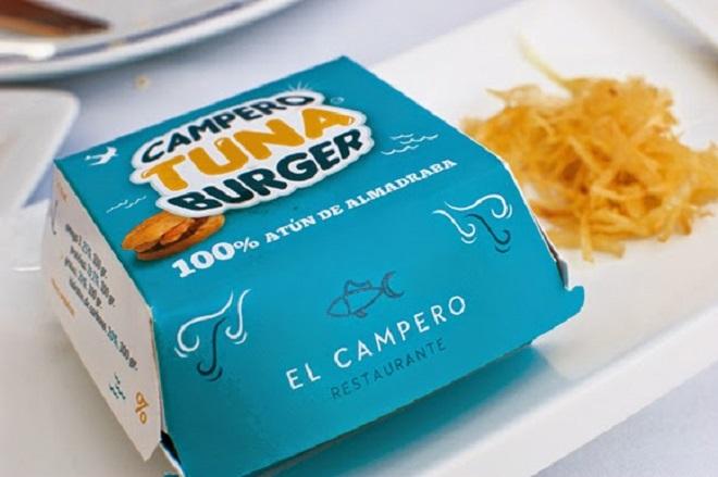 El Campero tuna restaurant in Barbate