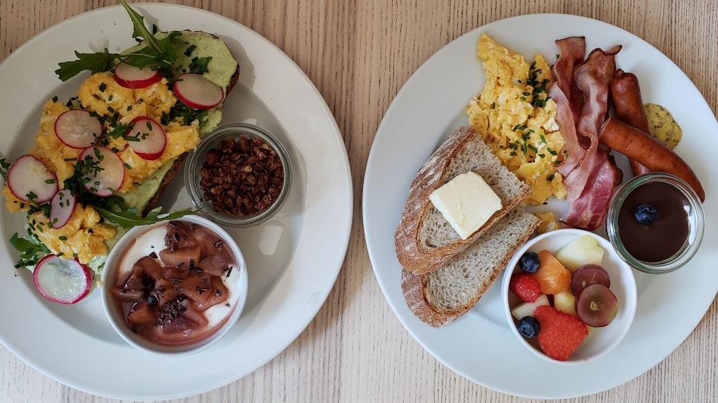 best breakfast in prague cafe jen
