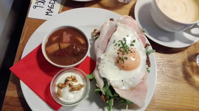 Cafe Jen in Prague