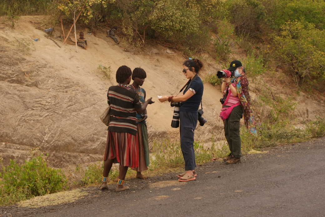 A day in Dorze village