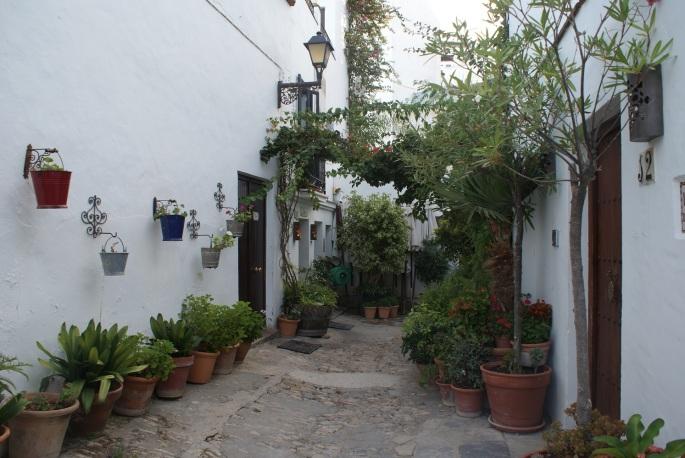 Teahouse in Vejer de la Frontera