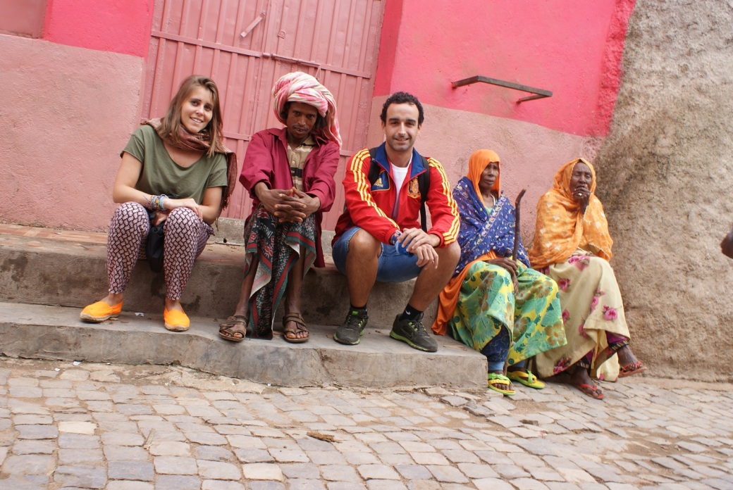 Hostel in Harar Ethiopia