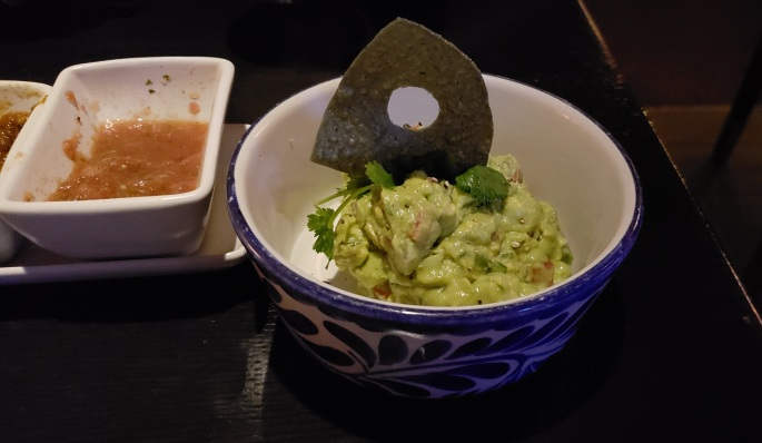 Los Angeles California Guacamole Avocado