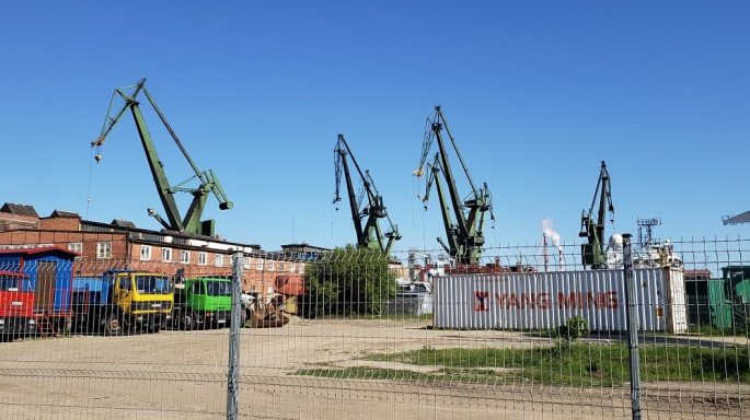 Gdansk Shipyard Place To Visit